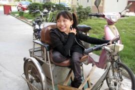 十一年前的苏晓琳-《挥着翅膀的女孩》苏晓琳2007年录制的纪录片