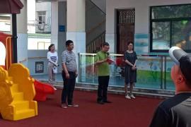 快乐健康 情洒赛场 ——启东市残联第三届残疾人趣味运动会圆满成功