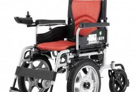 电动轮椅车使用指南