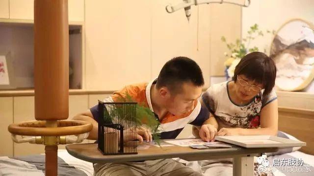 """李海榛-和命运赛跑的青年-启东肢协""""五四""""特别策划-优秀残疾青年事迹展播(1)"""