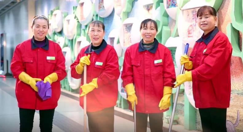 大片又来 国家形象系列宣传片:中国一分钟 一分钟