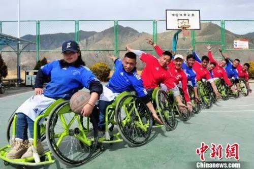 西藏轮椅篮球队:在高原上追逐奥林匹克精神