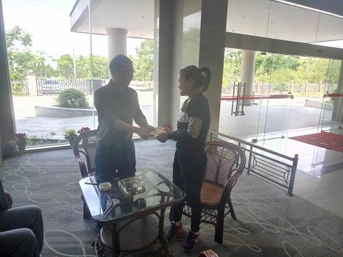 启东肢协青工委副主任钱王伟--残疾健儿载誉而归 勇夺金牌献给祖国 人物故事 第7张