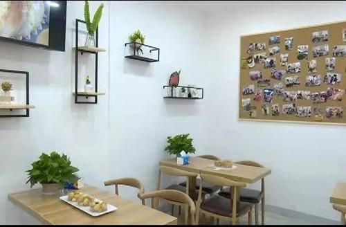 启东市残疾人就业孵化基地暖心优焙坊揭牌 新闻资讯 第5张